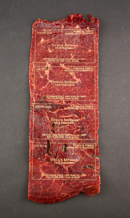 Meat-business-cards