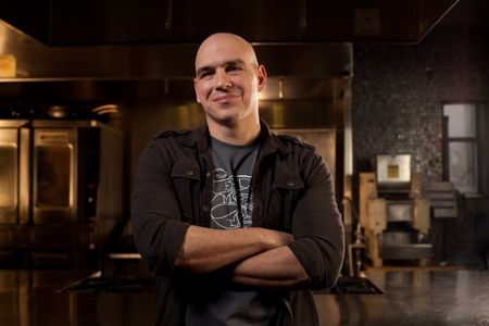 Michael Symon's Burger Commandments