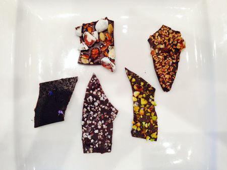 13-chocolate bark