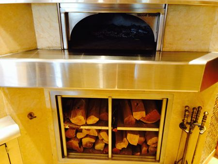 09-wood burning oven