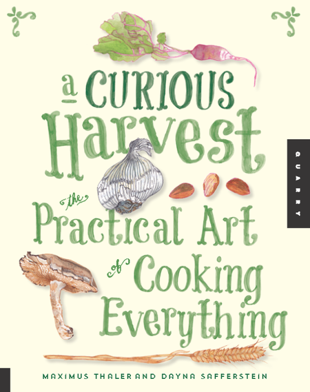 Curious harvest cookbook