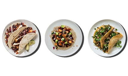 We Asked 3 Of the Country's Best Chefs to Design Their Dream Tacos (and Got Recipes) | Epicurious.com