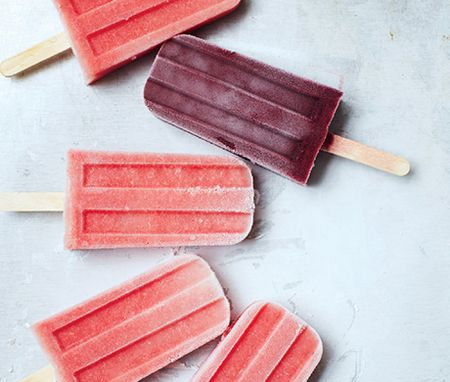 Gingery Watermelon Paletas