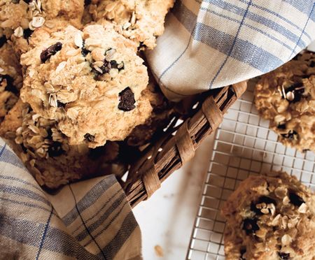 Blueberry Oat Scones