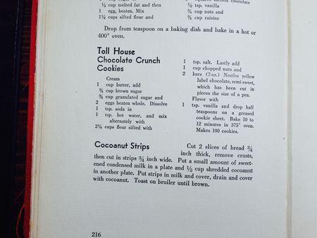 24-toll house cookie recipe