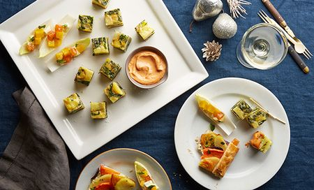 4 Holiday Party Snacks That Will Make You Rethink Hors d'Oeuvres