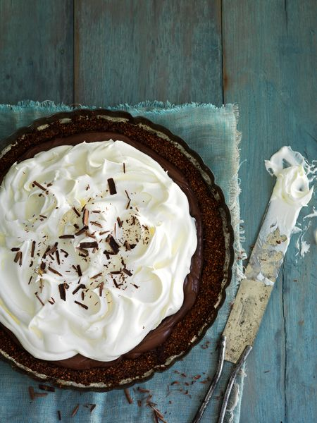 Flourless_Chocolate Cream Pie