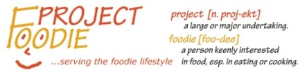 Projectfoodie