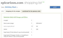 Shoppinglistsmall