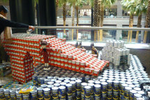 Canstruction_palin