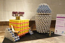 Canstruction_walle_2
