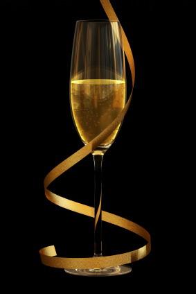 Champagne_glass_on_black